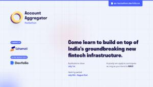 Sahamati Account Aggregator Hackathon 2020